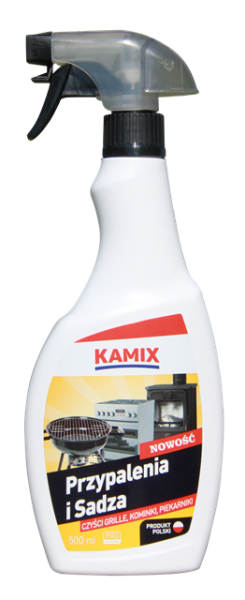 KAMIX SCORCH AND SOOT 500ML
